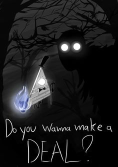 Don't trust beasts or insane totopos #OverTheGardenWall  #GravityFalls