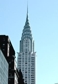 Chrysler Building, #NYC