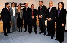 Mercedes Lopez Caparros en el Foro de Inversión sobre Colombia que se celebró el día 30 de Septiembre del 2009 en la sede de la Confederació...