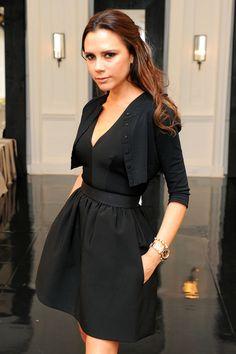 Victoria Beckham Bangle Bracelet  Designer Victoria Beckham wore an 18 karat gold Spike bracelet to her Spring 2011 Presentation at New York Fashion Week.  Brand: Anita Ko