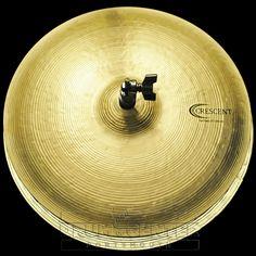 """Crescent Stanton Moore Fat Hi Hat Cymbals 15"""" 1008/1216 grams"""