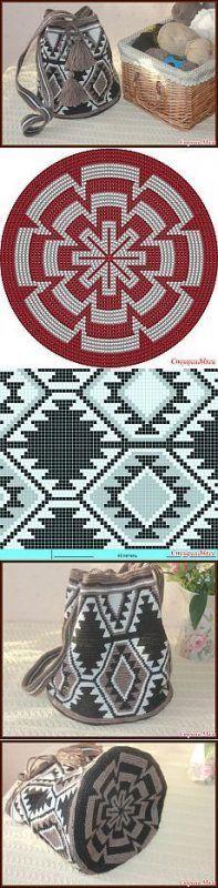 Wayuu Mochilla Bag Chart 63