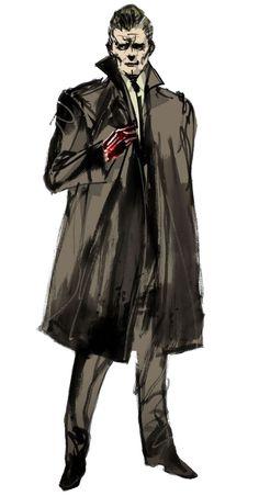 Ramon Galvez Mena, Metal Gear Solid: Peace Walker