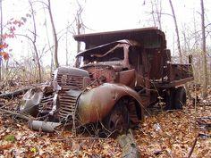 old dodge farm truck