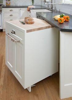 살림하시는 분들은 집 보러 다닐때, 주방의 수납력을 반드시 체크하곤 하죠. 또 계속 살다보면 주방용품들...
