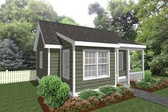 Small Cottage Plans, Small Cottage Designs, Small Cabin Plans, Small Cottage Homes, Small House Floor Plans, Small Cottages, Tiny Homes, Prefab Cottages, Small Cabins