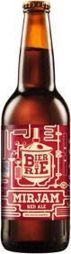 Mirjam is een mooi hoppige Red Ale met rode biet/beat! Gebrouwen samen met zangeres Mirjam van der Loo waardoor dit bier ook een echte beat heeft!.