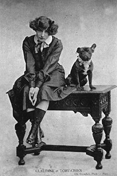 Colette was the surname of the French novelist and performer Sidonie-Gabrielle Colette. She is best known for her novel Gigi, upon which Lerner and Loewe based the stage and film musical comedies of the same title.