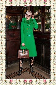 Gucci Pre-Fall 2017 Collection & more Luxury Details