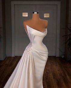 Prom Girl Dresses, Glam Dresses, Event Dresses, Dream Wedding Dresses, Bridal Dresses, Strapless Dress Formal, Fashion Dresses, Formal Dresses, Stunning Dresses