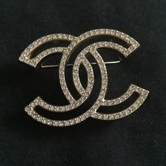 d2ca9c9554b ✨BRAND NEW✨AUTHENTIC CHANEL BROOCH GOLD AUTHENTIC BRAND NEW WITH TAGS. CHANEL  BROOCH