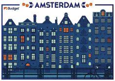 Alla Scoperta delle Nove Strade di Amsterdam