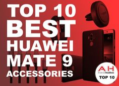Top 10 Best Huawei Mate 9 Accessories – January 2017 #Android #news #Google #Smartphones