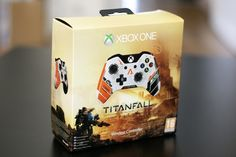 [Unboxing] Manette Collector Titanfall Xbox One