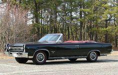1967 AMC Ambassador Convertible