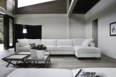 New Liner Modular Sofa 05244 - eclectic - family room - other metros - usona