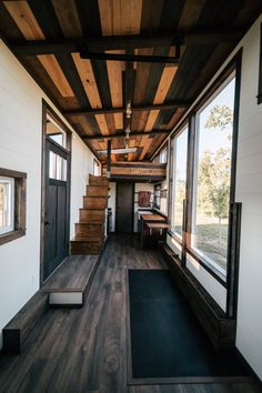 26ft Silhouette Tiny House 006