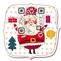 Visualead has some new Christmas QR Codes you guys can use