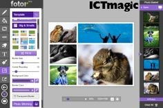 This is one of the most comprehensive image editing sites I've seen. There are lots of effects to select and you can even make photo collages. It's easy to use and great for all sorts of projects.