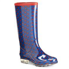 Bootsi Tootsi Women's Ice Cream Cone Rain Boots