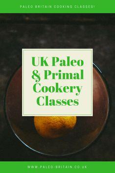 paleo cooking classe