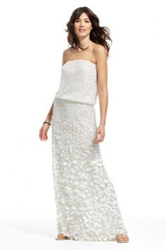 Aurora Sequin Paillette Maxi Dress - perfect for a low-key celebration