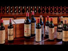Discover the Legendary Cellar of Jerry Perenchio - YouTube