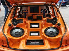 #SouthWestEngines Car Audio Technology - more amazing cars here: http://themotolovers.com
