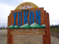 """Visited the Yukon again; After leaving there in 1960 it still """"felt""""the same! And, the land doesn't change, only the times do. Beautiful Vacation Spots, Beautiful Places, Yukon Alaska, Alaska The Last Frontier, Discover Canada, Yukon Territory, Rocky Mountains, Stuff To Do, Amazing Photography"""