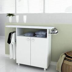 Limpar a casa não é uma das tarefas mais fáceis de fazer. Para deixar essa atividade mais prática e rápida, os móveis para área de serviço fazem toda a diferença na organização.