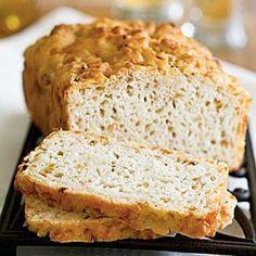 Basic Beer-Cheese Bread Recipe | MyRecipes.com