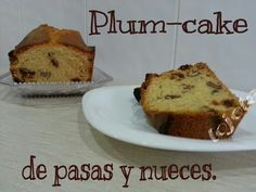 Delicioso plum-cake