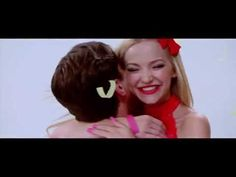 """Dove Cameron and Ryan McCartan: The Girl and the Dreamcatcher-""""Written i..."""