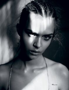 one of my fave models right now. Josephine Skriver is Enchanting in Tush Summer 2012, Shot by Markus Jans