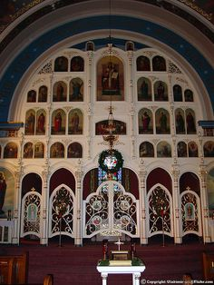 st. mary's byzantine catholic church - hazelton, pa