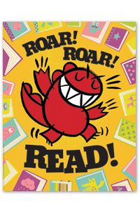 Dinosaur vs. Reading Poster - New Products - Posters - Products for Children - ALA Store