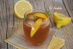 tè freddo limone e menta ok