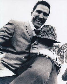 Gene Stallings & Bear Bryant