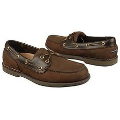 Rockport Perth Shoes (Brown) - Men's Shoes - 6.5 W