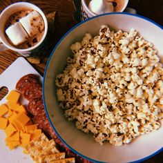 During this period of isolation, make sure to keep up with having dates with your partner. Set time aside in your day that is dedicated to nothing but time focusing on each other. Pop some corn, pour some hit chocolate . Snack Recipes, Snacks, Dates, Period, Relax, Pop, Chocolate, Breakfast, Snack Mix Recipes