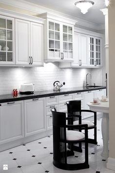 Kuchnia styl Klasyczny - zdjęcie od RS Studio Projektowe - Kuchnia - Styl Klasyczny - RS Studio Projektowe
