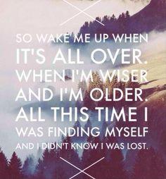 """Wake Me Up"" by Avicii"