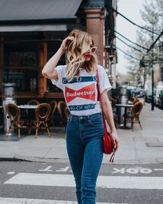 """845 Likes, 65 Comments - Em • The Lipstick Fever  (@thelipstickfever) on Instagram: """"Can't take the 'Merica outta the girl #UOonYou http://liketk.it/2vr33"""""""