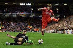 Liverpool 1-1 Rubin Kazan 10/22/2015