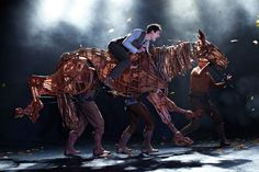 War Horse, Lion King, The Addams Family, Blue Man Group, Mamma Mia and more are coming to the Fox Cities PAC for the 2012-13 season. What a great lineup!