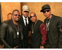 BBD...Ronnie looks good as usual!