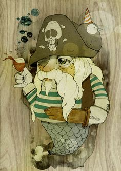 Wasted Willy - by Ekaterina Koroleva
