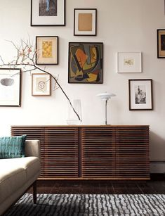 Small Line Credenza   Design Within Reach.   Covetboard Artisan Home Lifestyle