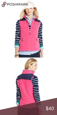 Vineyard Vines Vest Size 16/18 girls which fits a women's SMALL Vineyard Vines Jackets & Coats Vests