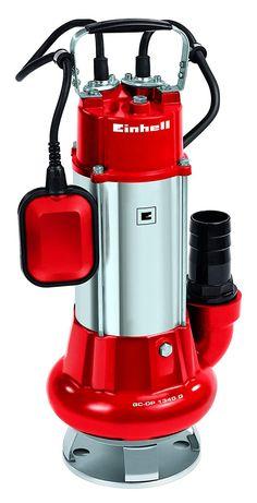Einhell Schmutzwasserpumpe Gc-dp 1340 G 1300 Watt EinhellEinhell Cable, Husqvarna, Pumps, Fire Extinguisher, Drip Coffee Maker, Vacuums, Products, Tools, Amazon